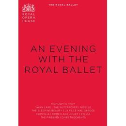 An Evening With The Royal Ballet (Highlights From Royal Ballet) (Various Artists) (Opus Arte: OA1087D) [DVD] [2012] [NTSC]